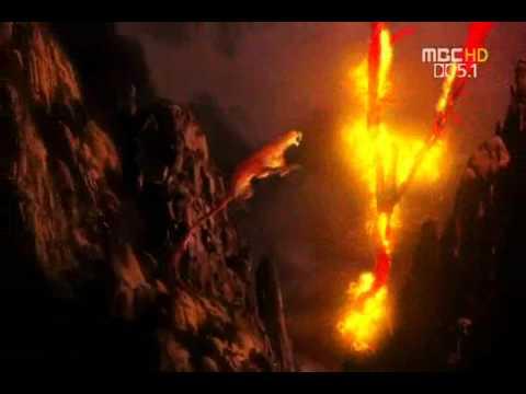 Alas de fuego (Tierra Santa)