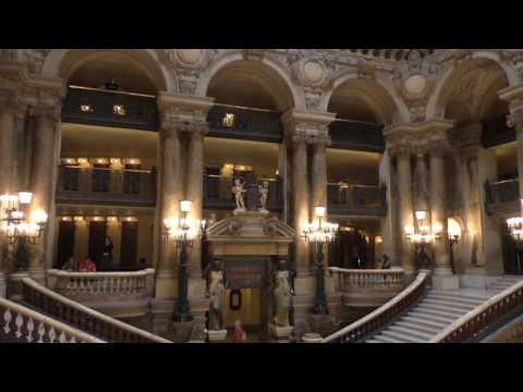 Palais Garnier (The Paris Opera House)