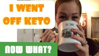 WHY I QUIT KETO | getting back into ketosis