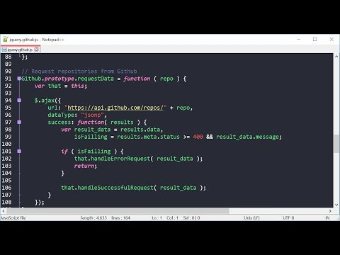 How To Use Notepad++   Programming Tutorial for Notepad++ | Best Code editing software thumbnail