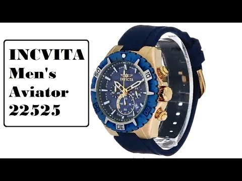 Invicta Men's Watch Aviator 22525