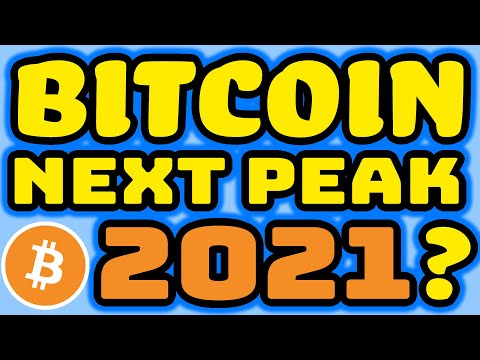 🔵 Bitcoin Bull Run Peak Dec 2021? $200,000-$300,000. How Will BTC Scaling & The Economy Affect Price