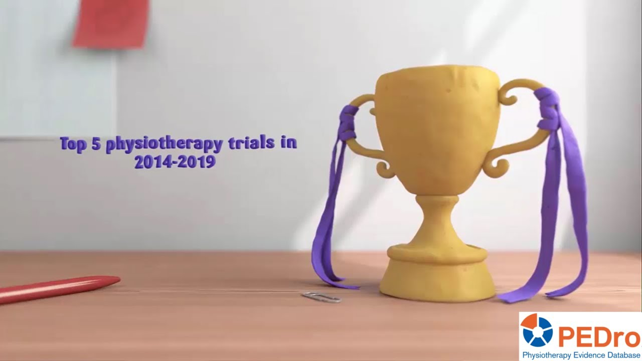 Physiotherapy Evidence Database,