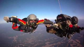 30,000 ft HALO Skydive for Dreamflight + Tandem HALO Passenger!