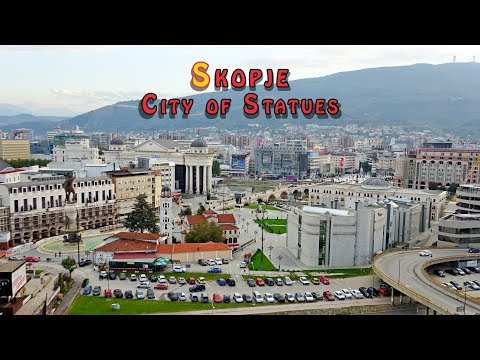Skopje, Macedonia - Travel Around The World | Top best places to visit in Skopje, Macedonia