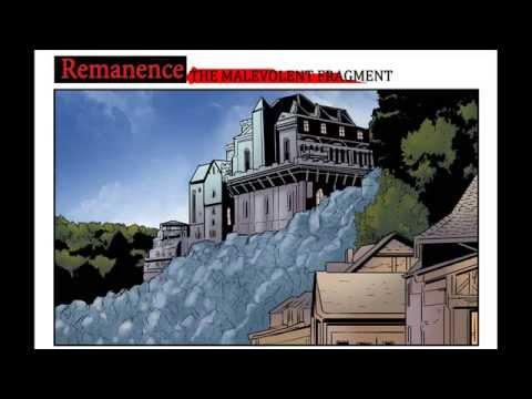 Online web graphic novel comic series.