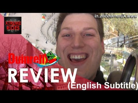 Review Themepark Duinrell Holland [ENGLISH VERSION]