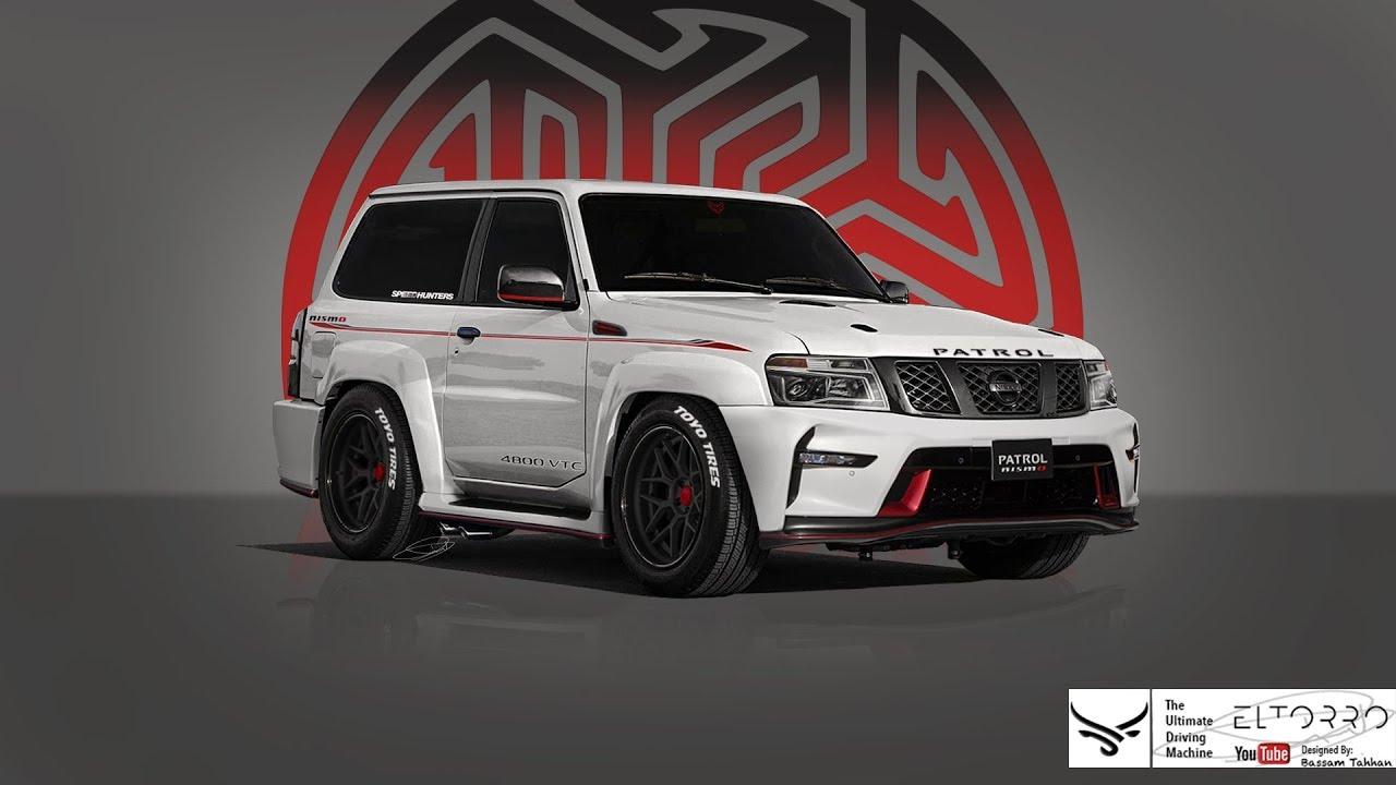 Vtc Nismo V2 2019 Nissan Patrol Vtc 4800 Super Safari Nismo Concept