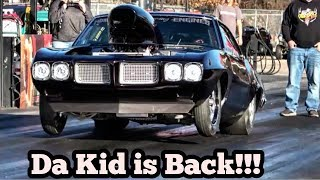 Da Kid is Back with a Bigger Motor testing at Thunder Valley Oklahoma
