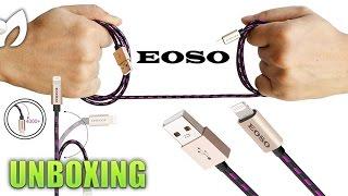 LOS MEJORES CABLES USB $13 PARA iPhone 6s / 6s Plus (Todos los iDevices)