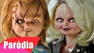 A Noiva do Chucky do Nordeste (Paródia/Redublagem)