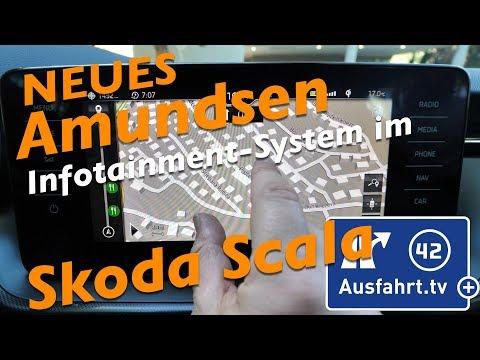 Tech-Check: Amundsen Infotainment System Im 2019 Skoda Scala