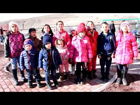CFFA 2017 Christmas Gifts to the Kids of Sers and Bardzruni Villages of Vayots Dzor