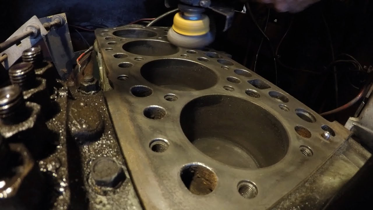 small resolution of replacing kubota cylinder head