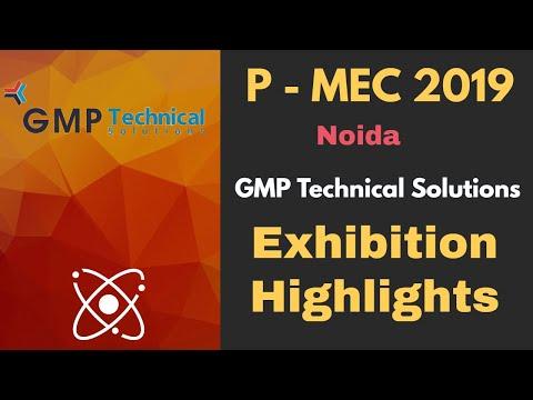 GMP Technical Solutions Pvt Ltd Ll P MEC 2019 Ll Exhibition Ll #CLEANROOM