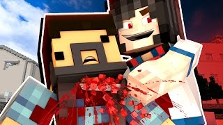YANDERE MURDER MODE! - SHE KILLED EVERYONE! | 🐰 Minecraft Roleplay