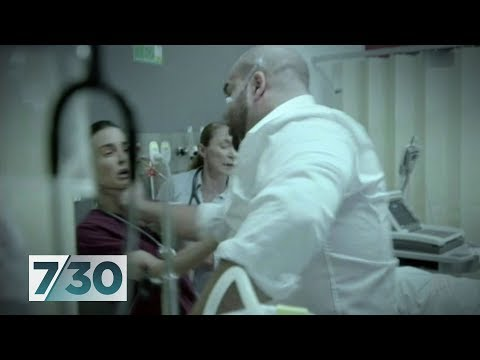 Nurses break their silence on the rise of workplace violence  730