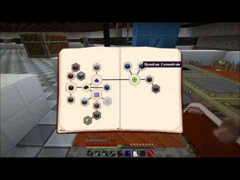 Minecraft Infitech 2 Lp Ep 60: Easy Osmium and Quantum Storage