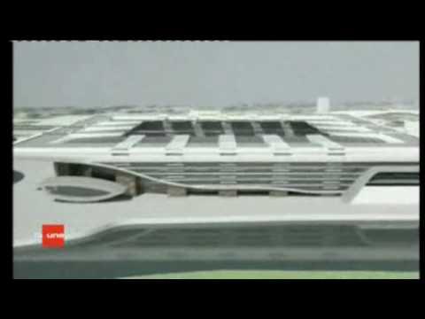 Le nouveau stade de charleroi porte des sports youtube for Porte 8 stade rades