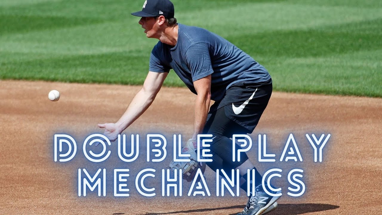 2nd Base Double Play Mechanics