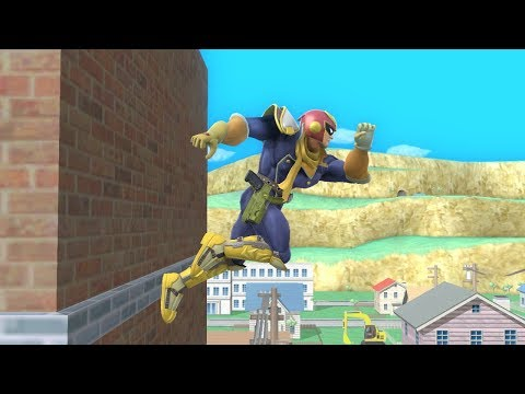 Top 10 Wall JumpsWall Clings #2  Super Smash Bros for Wii U