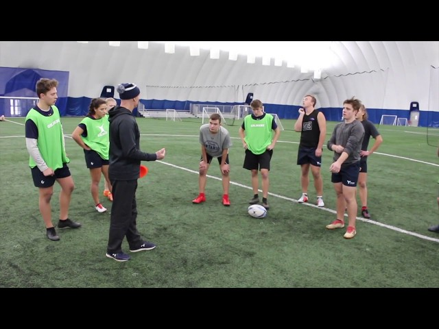 Core Skills 2019: Ruck Touch & New Zealand Speed Touch