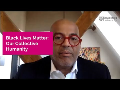 Black Lives Matter: Our Collective Humanity - Reverend Professor Keith Magee Talk