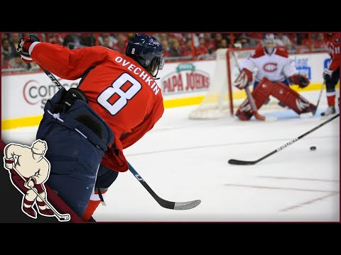NHL: One-Timers [Part 2]