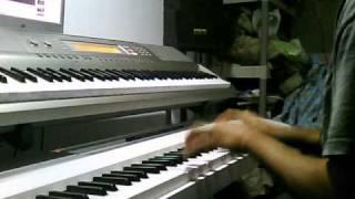 amor y control /ruben blades live, (piano)