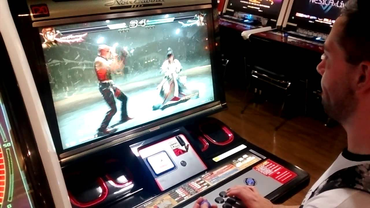Tekken 7 Gameplay - Japanese Arcade - YouTube