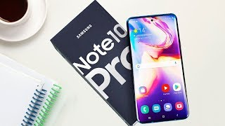 Galaxy Note 10 Pro Выглядит ВЕЛИКОЛЕПНО! Релиз Xiaomi Mi 9T и Mi Band 4!