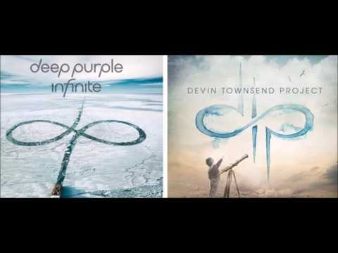 Devin Townsend comments on new Deep Purple album art which is exactly like his art...