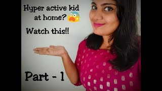 Toddler activities after school - PART 1 | No more boredom |…