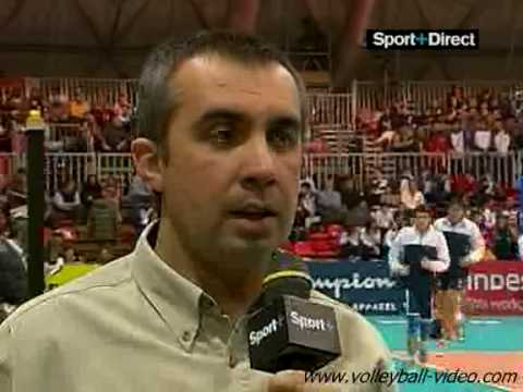 Leonel Marshall - PIACENZA vs TVB    set1   part1