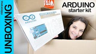 Arduino Starter Kit unboxing en español