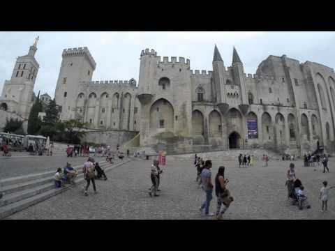 Palais des Papes, Avignon - Provence Video Guides