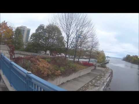 Waterfront Trail, Mississauga: Brueckner Rhododendron Gardens to Port Credit Marina