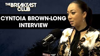 Cyntoia Brown-Long Talks Meeting Her Husband While In Prison, Healing Post Release + More