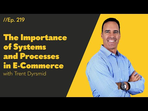 The Importance of Systems and Processes in E-Commerce - Go from Zero to Hero with Your Biz - 219