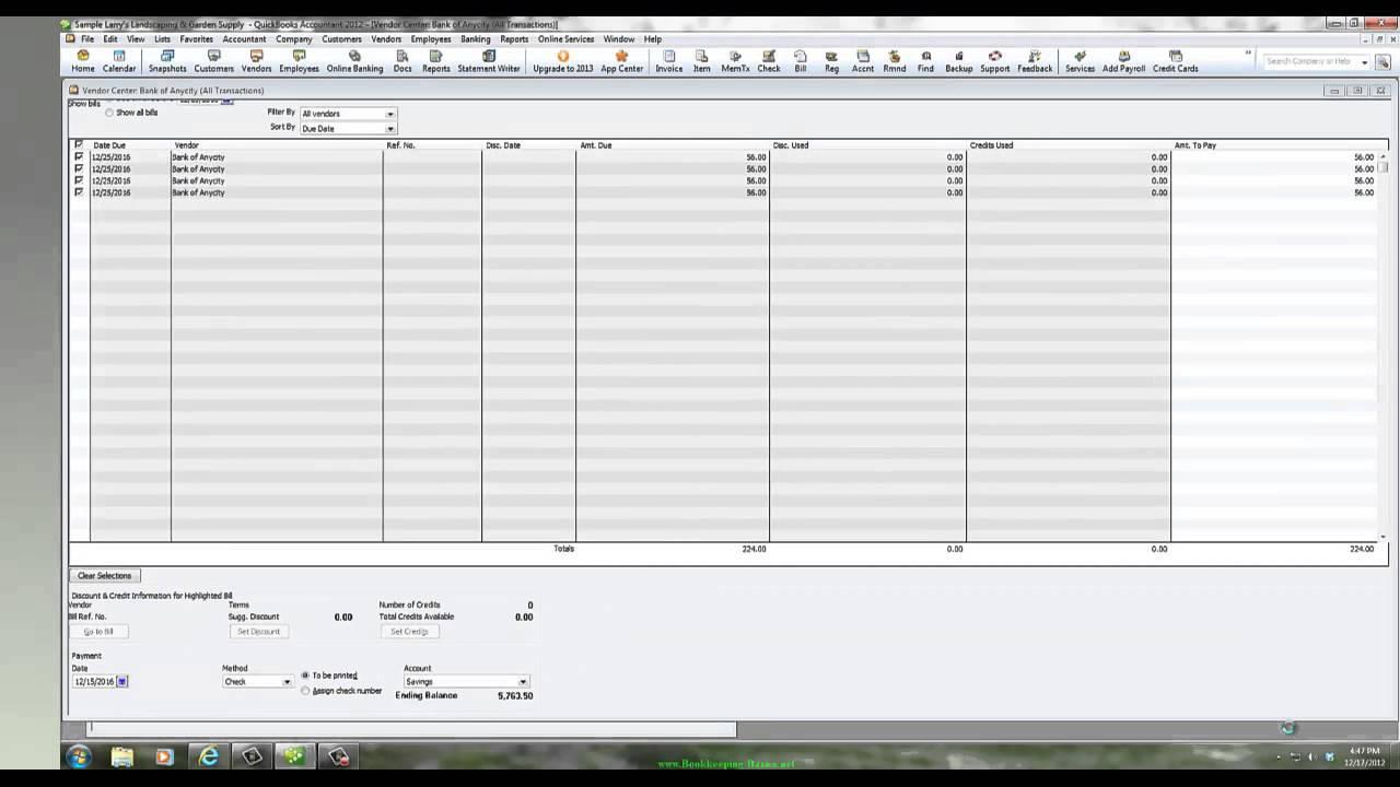 basics of accounts payable pdf