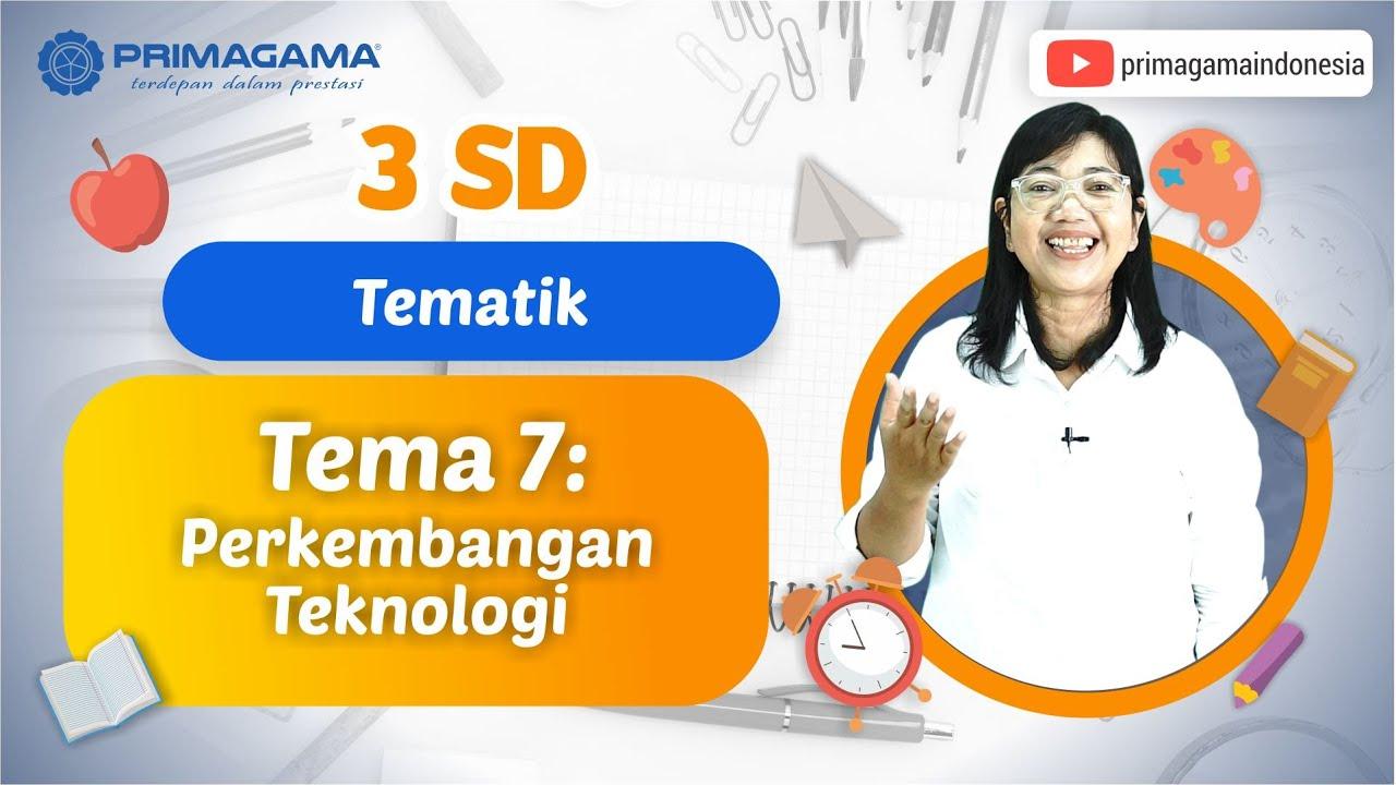 Video Pembelajaran | 3 SD | Tematik | Tema…