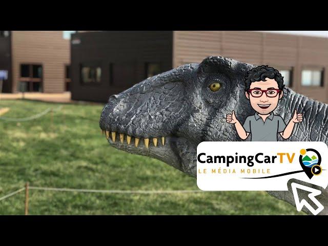 JT en Camping-Car N°84 - Burgers, motos et dinosaures