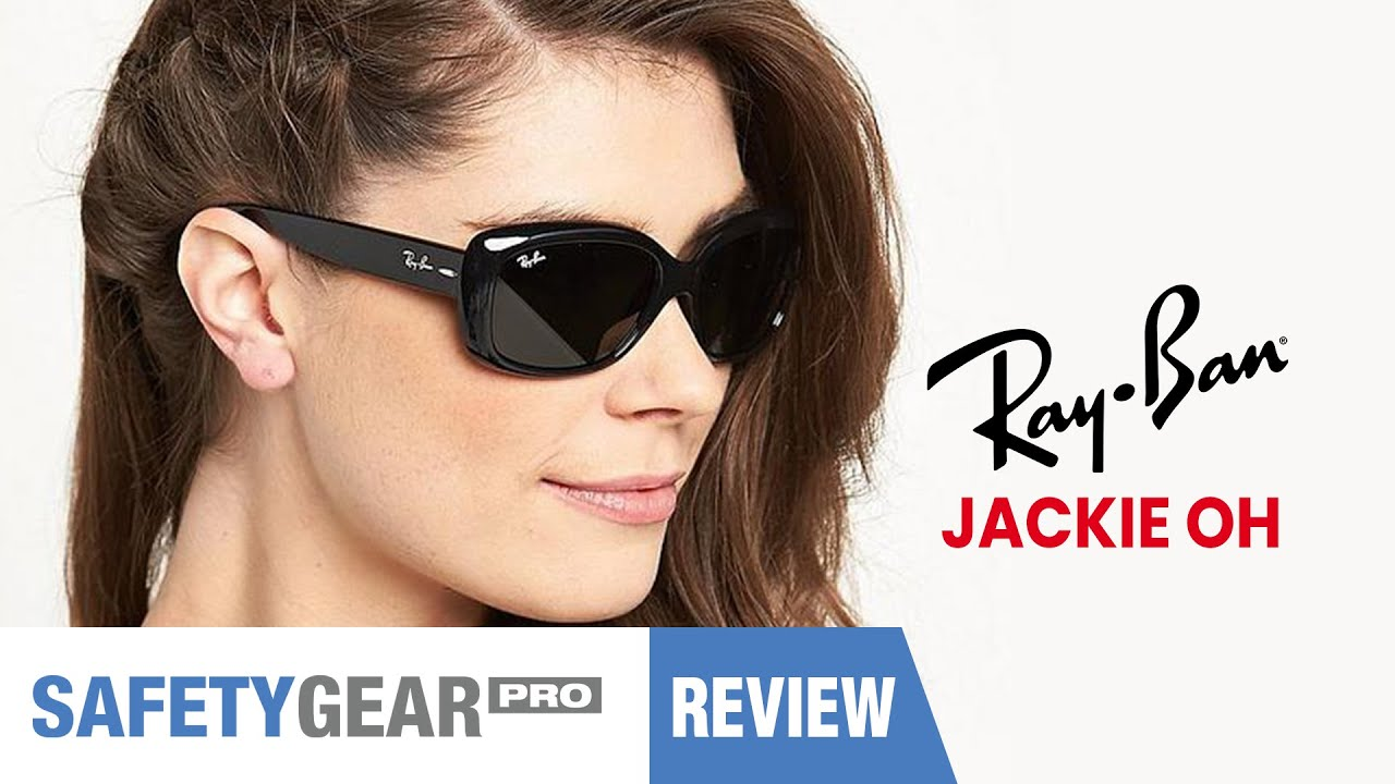 Ray Ban RB20 Jackie Ohh Prescription Sunglass Review   Safety Gear Pro