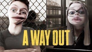 """""""To jest NAPAD!!!"""" #8 A Way Out z KOSmo"""