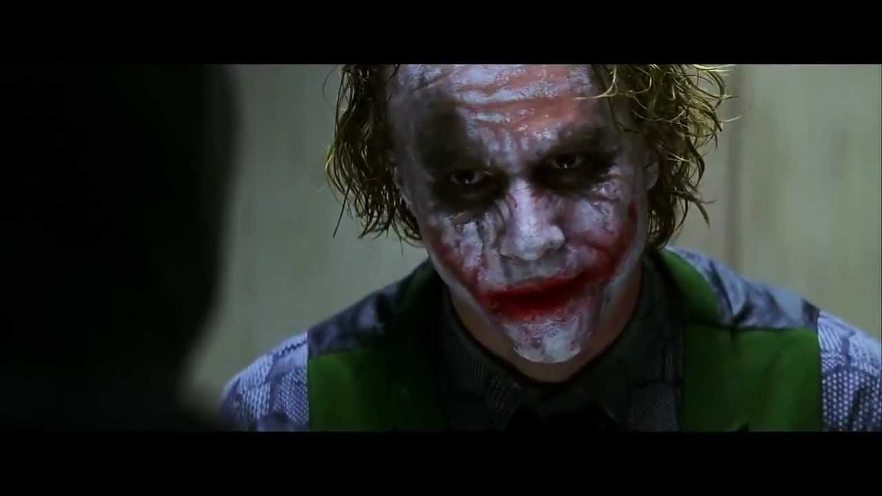 Download Batman and Joker conversation in Hindi -The Dark Knight