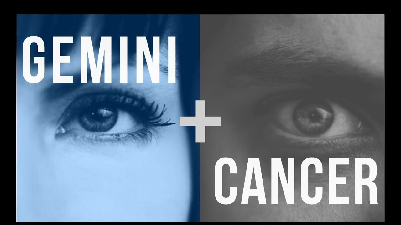 Gemini And Cancer Sexually Compatible