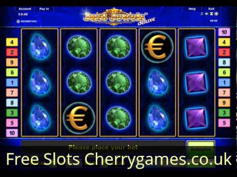 Just Jewels deluxe Slot Machine - Free Novomatic Games - Casino Slots