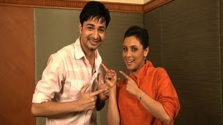 Rani Mukerji talks all about Aiyyaa on Music India - Part 1