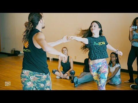Chris Brown — Don't Judge Me — Jessica Lamdon & Ry'El (Henry Velandia) — Zouk Demo in Atlanta