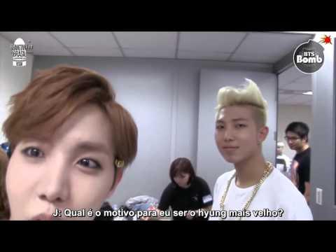 [BANGTAN BOMB] O que os membros do BTS estão fazendo? (j-hope cam) [Legendado PT-BR]